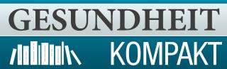 Logo Gesundheitsratgeber Gesundheitkompakt