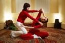 Durchführung einer Thai-Massage