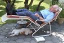 Mittagsschlaf gegen stressbedingten Bluthochdruck