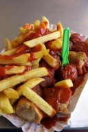 Mahlzeiten mit viel Fett und viel Kohlenhydraten verkürzen die Lebenserwartung.